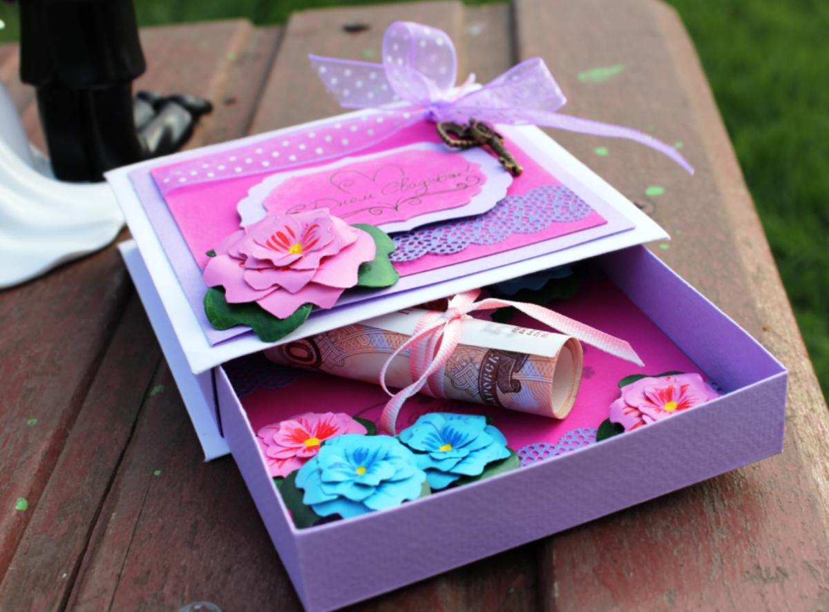 Подарки оригинальные своими руками жене день рождения