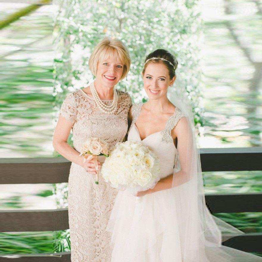 Свадьба фото мама платье прическа жениха невесты