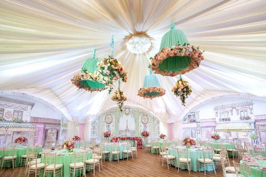 Оформление Свадьбы цветами шарами фото своими руками