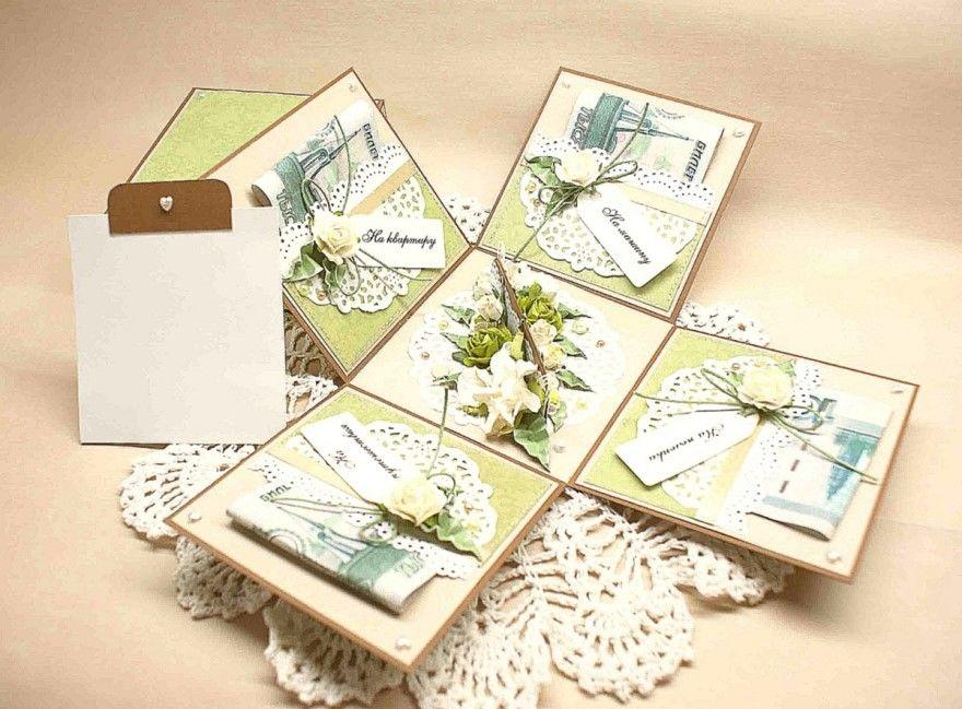 Идеи подарков на Свадьбу молодоженам своими руками
