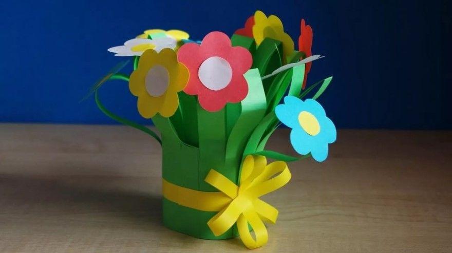 Как сделать подарок маме своими руками 8 марта