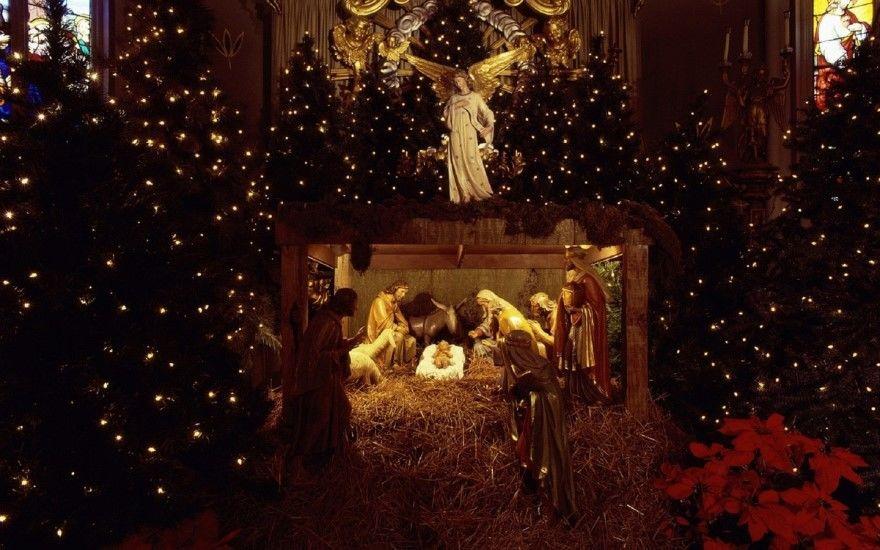 Поздравление Католическое Рождество открытки