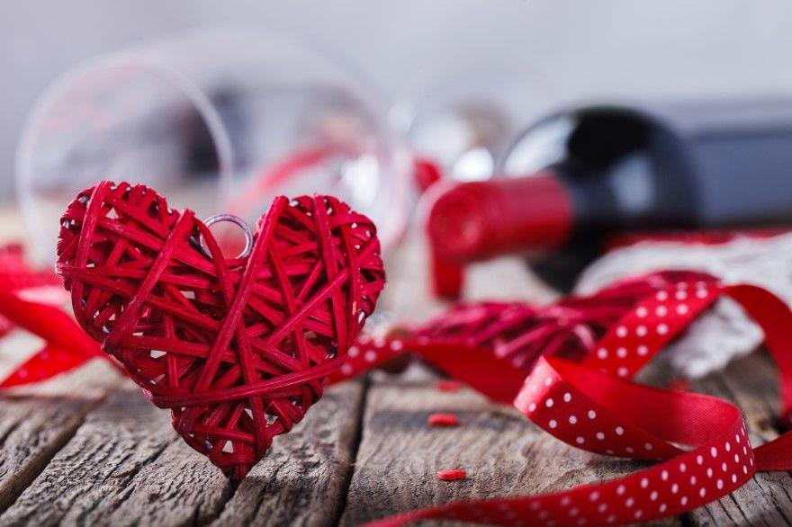 Праздник день Святого Валентина в России