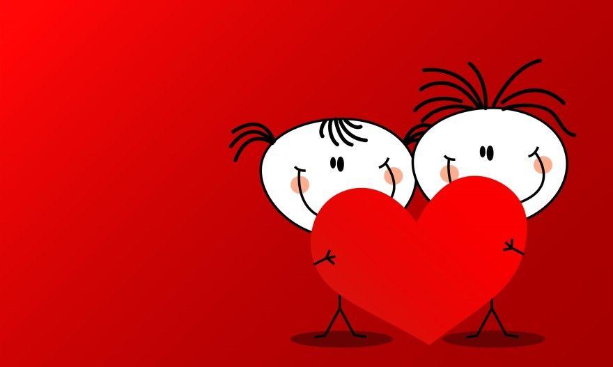 С Днем Святого Валентина картинки смешные прикольные