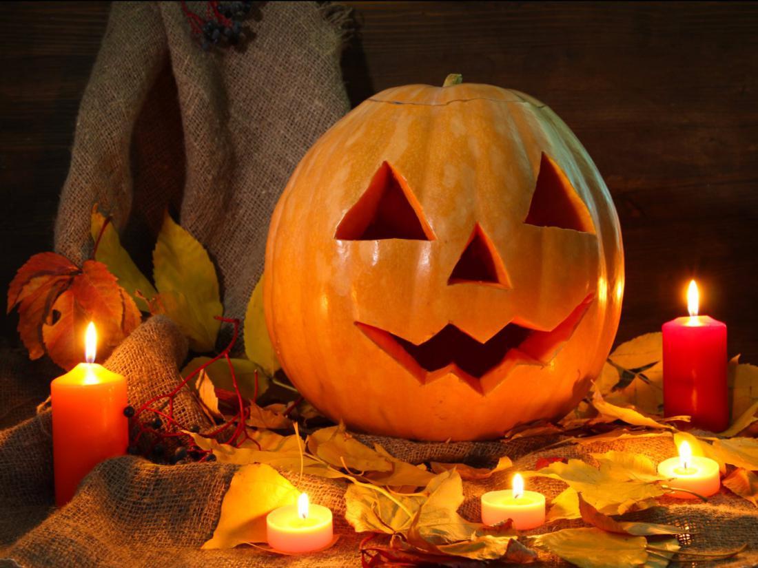 День Хэллоуин праздник картинки открытки фото