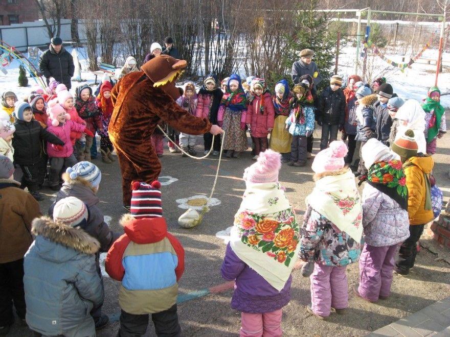 Масленица проведение праздника развлечения игры на улице