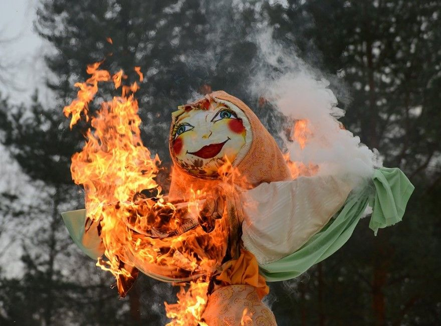 Масленица православный праздник фото