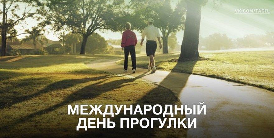 19 июня Международный день прогулки красивые картинки