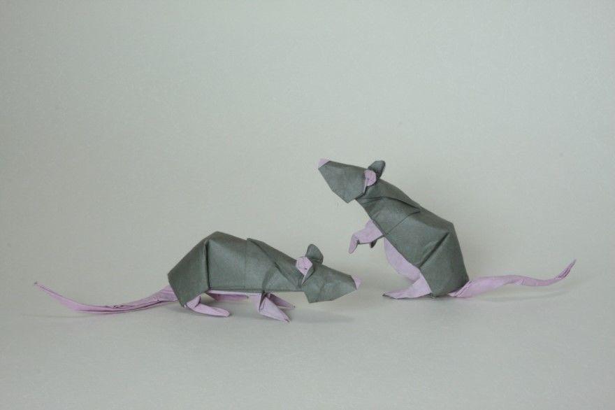 Символ года крыса своими руками поделка
