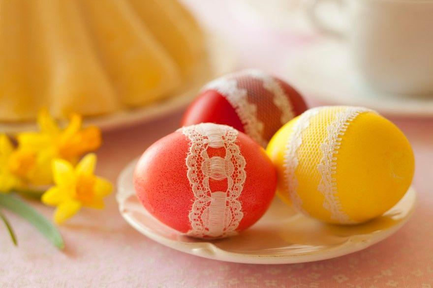 Христианская пасха стихи поделки праздник для детей
