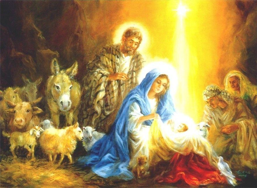 Открытки Рождеством Христовым новые старинные своими руками