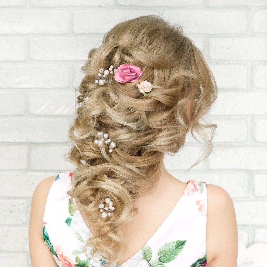 Прически 11 класс девушки волосы длинные короткие средние
